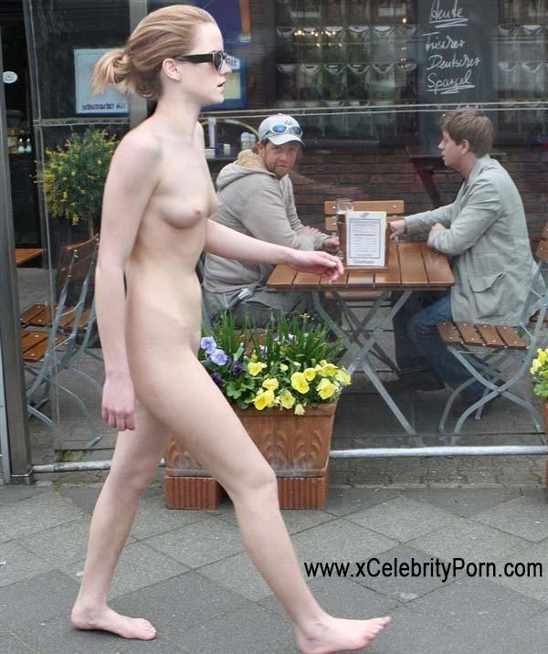 porno en la calle