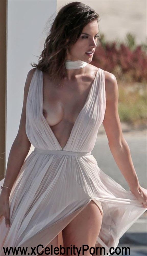 ALESSANDRA AMBROSIO XXX Y CHARLOTTE MCKINNEY Desnudas -modelos-xxx-holywood-detras-camara-actriz (2)