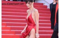 Bella Hadid Semi Desnuda Upskin de su Hilo Dental -upskin-descuido-sin-censura-foto-prohibida-xxx-pasarela-modelo-hot-cachonda (2)