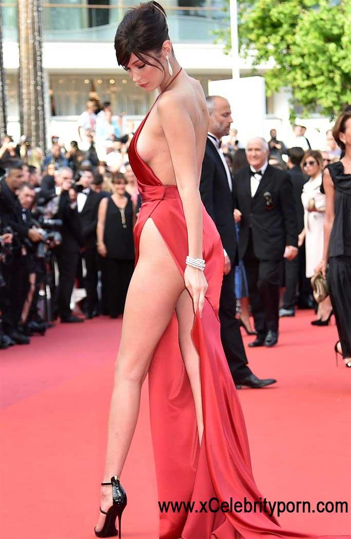 Bella Hadid Semi Desnuda Upskin de su Hilo Dental -upskin-descuido-sin-censura-foto-prohibida-xxx-pasarela-modelo-hot-cachonda (4)