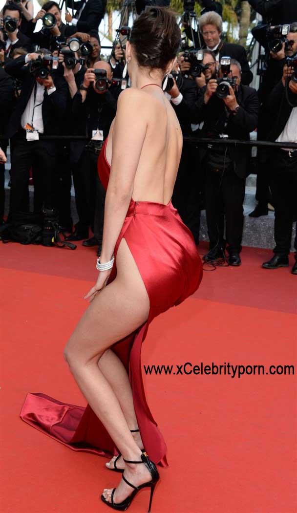 Bella Hadid Semi Desnuda Upskin de su Hilo Dental -upskin-descuido-sin-censura-foto-prohibida-xxx-pasarela-modelo-hot-cachonda (5)