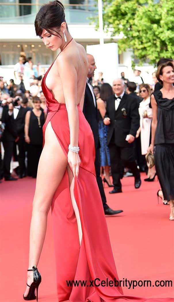 Bella Hadid Semi Desnuda Upskin de su Hilo Dental -upskin-descuido-sin-censura-foto-prohibida-xxx-pasarela-modelo-hot-cachonda (8)