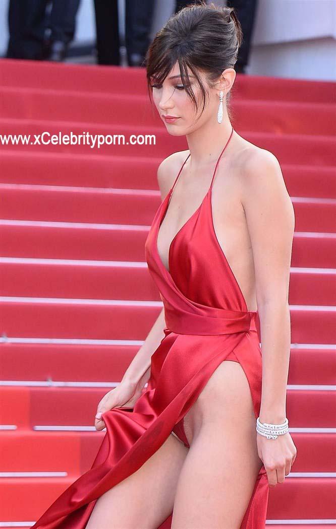 Bella Hadid Semi Desnuda Upskin de su Hilo Dental -upskin-descuido-sin-censura-foto-prohibida-xxx-pasarela-modelo-hot-cachonda (9)