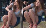 Bella Thorne Hot Fotos de sus Tetas, Culo y Vagina