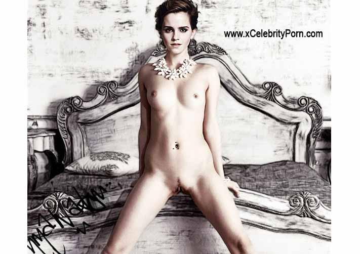 Emma Watson Desnuda Ex Harry Potter - hermione xxx