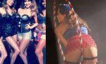 Jessica Alba Hot Fotos Cachondas de su Culo