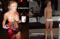 Miley Cyrus posando desnuda xxx