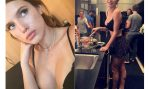xxx Bella Thorne Video Sexy Snapchat (FILTRADO)