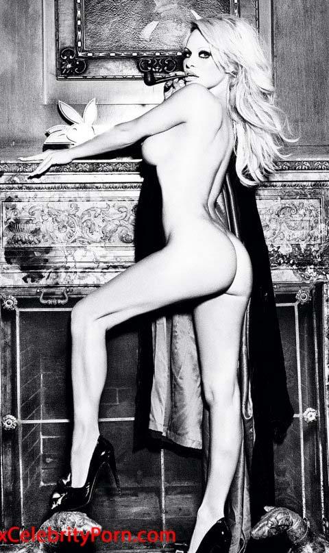 Fotos de Pamela Anderson desnuda para Playboy - Fotos filtradas -Famosas Follando -acrtices enseñando tetas  -videos de famosas  xxx - (5)
